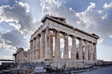 Acropolis of Athens © Çetin Ergand 2014 Photographic Print by çetin ergand