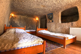 Cave Hotel Room Photographic Print by  EvanTravels