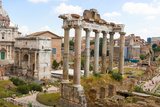 Roman Forum, Rome, Italy Photographic Print by  Marcus