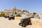 Ibiza Dalt Vila Photographic Print by  Jjotapg