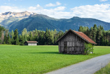 Gschwent on Sonnenplateau, Austria Photographic Print by Anibal Trejo