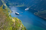 Norway - Fjord Region Photographic Print by  berzina