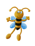Cute Bee Prints by  andreapetrlik