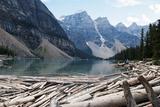 Moraine Lake Banff National Park Photographic Print by  blaze986