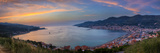 Panoramic Sunset View - Samos, Greece Photographic Print by  EvanTravels