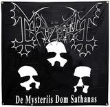 Mayhem Deathlike Flag Poster