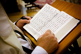 Jewish Prayer Book (Siddur) Photographic Print by  EvanTravels