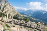 Ruins of an Ancient Temple Photographic Print by  anzebizjan