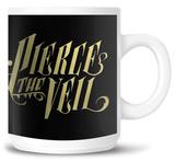 Pierce The Veil - Logo Mug Taza