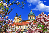 Benedictine Abbey in Melk, Austria Photographic Print by  Freesurf