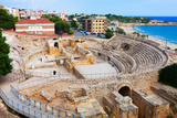 Ancient Roman Amphitheater Photographic Print by  JackF