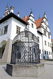 Levoca, Slovakia: Cage of Shame Photographic Print by  geothea