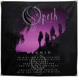 Opeth Orchid Flag Posters