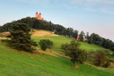 Banska Stiavnica - Calvary, Slovakia Photographic Print by  TTstudio