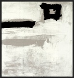 Untitled, c.1951 Print by Franz Kline