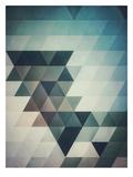 lyrnyng cyrve Prints by  Spires