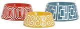 Maisy Ceramic Pet Bowl - Set of 3 Home Accessories