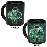 Green Lantern - Mug - Power (Thermal Reactive) Mug