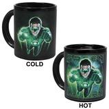 Green Lantern - Mug - Power (Thermal Reactive) Taza