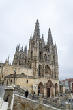 Burgos Catedral Photographic Print by  jjmillan