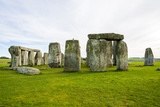 Stonehenge, UNESCO World Heritage Site Photographic Print by Jeremy Wee