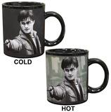 Harry Potter - Mug - Harry Deathly Hallows (Thermal Reactive) Mug