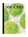 The New Yorker Cover - July 20, 2015 Regular Giclee Print by Jean-Jacques Semp?