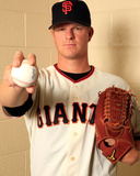 San Francisco Giants Photo Day Photo by Jamie Squire