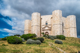 Castel Del Monte Photographic Print by  sabino parente