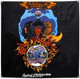 Thin Lizzy Vagabond Flag Posters