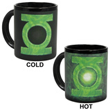 Green Lantern - Mug - Corp (Thermal Reactive) Mug