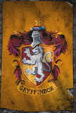 Harry Potter Gryffindor Flag Plakater