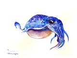 Cattlefish Posters af Suren Nersisyan