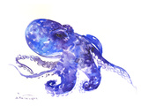 Octopus Prints by Suren Nersisyan
