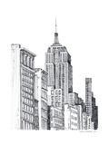 New York Prints by Claudia Libenberg