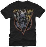 Star Wars-Retro T-shirts