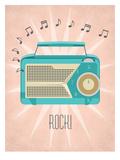 Vintage_Radio Prints