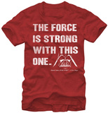 Star Wars-Strong Force T-Shirt