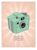 Camera 1 Prints by Jilly Jack Designs