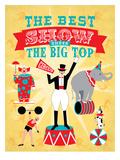 Circus 3 Poster