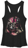 Juniors: Star Wars-Antique Vader Tank Top Tank Top
