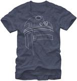 Star Wars-Simple R2D2 T-Shirt