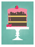 Sweets_Cake Posters by Jilly Jack Designs