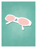 PalmSprints_Sunglasses Posters