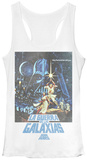 Juniors: Star Wars-La Guerra Tank Top Tank Top