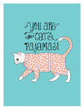 CatsPajamas Posters by Jilly Jack Designs
