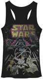 Juniors: Star Wars-Comic Wars Tank Top Tank Top