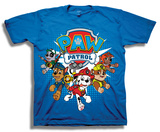Toddler: Paw Patrol- Group Shirt