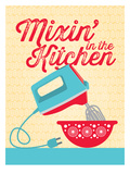 KitchenBar_Mixer4 Print