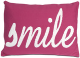 Smile Pillow Home Accessories
